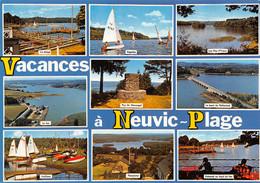 19-NEUVIC PLAGE-N°C-4354-A/0217 - Andere Gemeenten