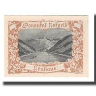 Billet, Autriche, Donautalnotgeld O.Ö. Der Gemeinden, 50 Heller, Texte 4, SUP - Autriche
