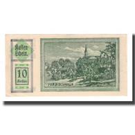 Billet, Autriche, Maria Schmolln O.Ö. Gemeinde, 10 Heller, Texte, 1920 - Autriche