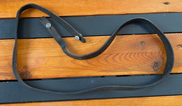 Bretelle En Cuir, Conçue Pour Une Utilisation Avec Arme Système Mauser (fixation Avec 2 Anneaux) - Decorative Weapons