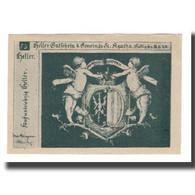 Billet, Autriche, St. Agatha Bei Weizenkirchen O.Ö. Gemeinde, 75 Heller - Autriche