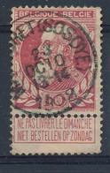Nr  74   Met Stempel  Maredret (sosoye) - 1905 Grove Baard