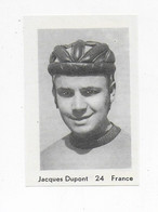 Wielrenner- Coureur Cycliste-JACQUES DUPONT-24 - Cycling