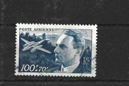 1947 - Poste Aérienne France - N°22 Yvert Et Tellier Oblitéré - 1927-1959 Used