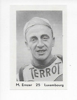 Wielrenner- Coureur Cycliste-M.ERNZER 25 - Cycling