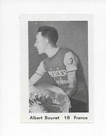 Wielrenner- Coureur Cycliste-ALBERT BOUVET-18 - Cycling