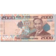 Billet, Sierra Leone, 2000 Leones, 2010, 2010-04-27, KM:31, NEUF - Sierra Leone