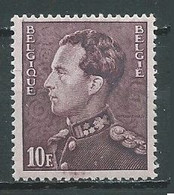 Belgique YT N°434 Roi Léopold III Neuf ** - Neufs