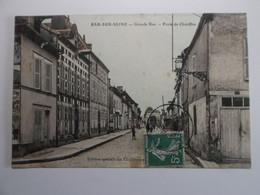BAR SUR SEINE  Grande Rue   Porte De Chatillon - Bar-sur-Seine