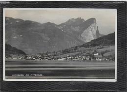 AK 0761  Unterach Am Attersee - Verlag Voglmayr Um 1928 - Attersee-Orte