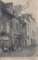 REDON (Ille Et Vilaine): Maison Du 16ème Siècle, Rue Notre-Dame - Redon
