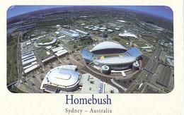 Australia Postcard Homebush Sydney - Mint (G135-41) - Sydney