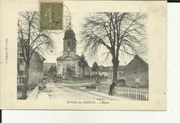 70 - Haute Saone - Roche Sur Vannon - L'église - Le Pont - - Otros Municipios