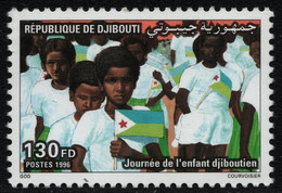 Dschibuti 1996 - Mi-Nr. 628 ** - MNH - Kindertag - Gibuti (1977-...)
