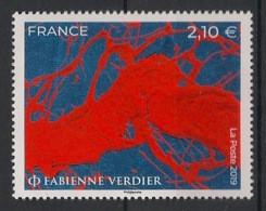 France - 2019 - N°Yv. 5367 - Fabienne Verdier - Neuf Luxe ** / MNH / Postfrisch - Nuevos