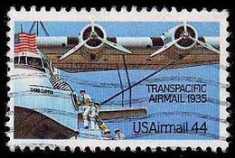 Etats-Unis / United States (Scott No.C115 - Transatlantic Airmail) (o) - Used Stamps