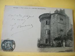 24 2938 CPA 1904 - AUTRE VUE LEGENDE EDITEUR DIFFERENTS N° 13 - 24 LA TOUR CRENELEE DE LAMOTHE MONTRAVEL - ANIMATION - Other Municipalities