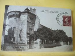 24 2942 CPA - AUTRE VUE LEGENDE EDITEUR DIFFERENTS N° 15 - 24 LAMOTHE MONTRAVEL. ANCIENNE TOUR DE L'ARCHEVECHE (XIIe S.) - Other Municipalities
