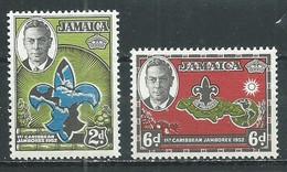 Jamaïque YT N°158/159 Jamborée Des Caraïbes Neuf ** - Jamaïque (...-1961)