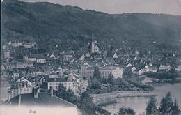 Zoug, La Ville Et Bord Du Lac (134) - ZG Zoug