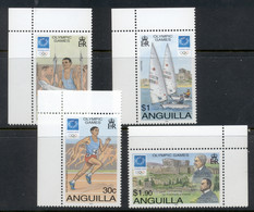 Anguilla 2004 Summer Olympics Athens MUH - Anguilla (1968-...)