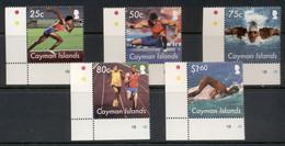 Cayman Is 2012 Summer Olympics London MUH - Kaaiman Eilanden