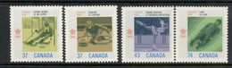 Canada 1988 Winter Olympics Calgary MUH - Unused Stamps