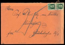 1916, Altdeutschland Bayern, 113 (2), Brief - Bavaria