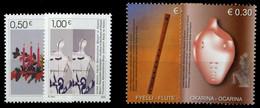 2003, Kosovo, 16-17 U.a., ** - Kosovo