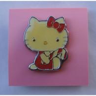 Hello Kitty Pin Badge - Animali