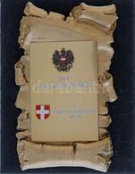 "Ausztria DN ""MIT DANK UND ANERKENNUNG - DIE BUNDESPOLIZEIDIREKTION WIEN (Hálával és Elismeréssel - Bécsi Szövetségi Rend - Non Classificati"