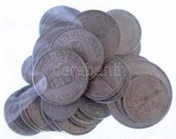 121db Vegyes Magyar és Külföldi Fémpénz, Közte Görögország, Lengyelország T:vegyes 121pcs Of Mixed Coins, With Hungary,  - Non Classificati