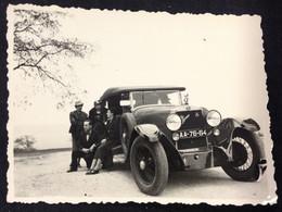 Alfa Romeo - Santuário Penafiel - Porto - 1937 (8,5*6cm) - Cars