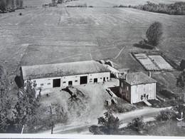 54 REMENOVILLE- Vue Aérienne -FERME ISOLEE 1959  - Lire Description Grande Photo LAPIE 45 X 27 Cm - Places