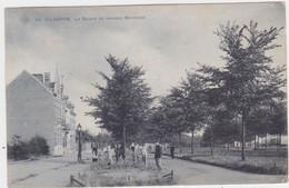 Vilvoorde - Het Plein Op De Nieuwe Boulevard (sBp) (gelopen Kaart Met Zegel) - Vilvoorde