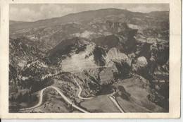APPENNINO TOSCO ROMAGNOLO STRADA DEI MANDRIOLI VIAGGIATA 1937 (1723) - Otras Ciudades