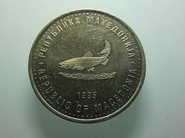 Macedonia 2 Denars 1995 FAO - Macedonië