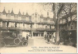 [78] Yvelines > Mantes Grand Hotel Du Grand Cerf - Mantes La Jolie