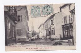 CP660 - LE MAS RILLIER - GRANDE RUE - Other Municipalities