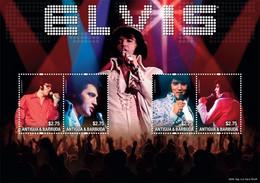 Antigua & Barbuda  2011 Elvis Presley - Antigua Und Barbuda (1981-...)