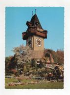 Graz (Austria) - Steiermark - Uhrturm Am Schlossberg - Non Viaggiata - (FDC31103) - Graz