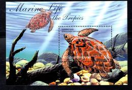 Antigua & Barbuda  2001 Fauna Hawksbill Turtle - Antigua Und Barbuda (1981-...)