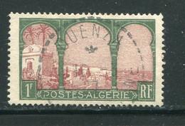 ALGERIE- Y&T N°51- Oblitéré - Usados