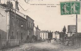 Port D'Atelier (Hte-Saône) - Avenue De La Gare / Les Hôtels - Non Classés