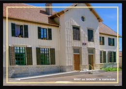 39  MONT  Sur  MONNET  ..... La  Mairie  école - Other Municipalities