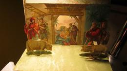 Diorama  Créche - Images Religieuses