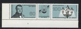 1537-1538 Weltgaskongress, Eckrand-Zusammendruck FN2 ** - Non Classés