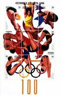 Antigua And Barbuda   1996 Olympic Games Sheetlet SCOTT No. 1980  I201807 - Antigua Und Barbuda (1981-...)