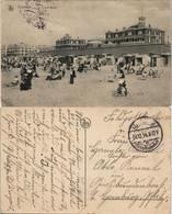 Postkaart Ostende Oostende Le Chalet Royal 1914 - Sin Clasificación