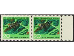 FEDERAL REPUBLIC (GERMANY) - 1946 Tchad Au Rhin